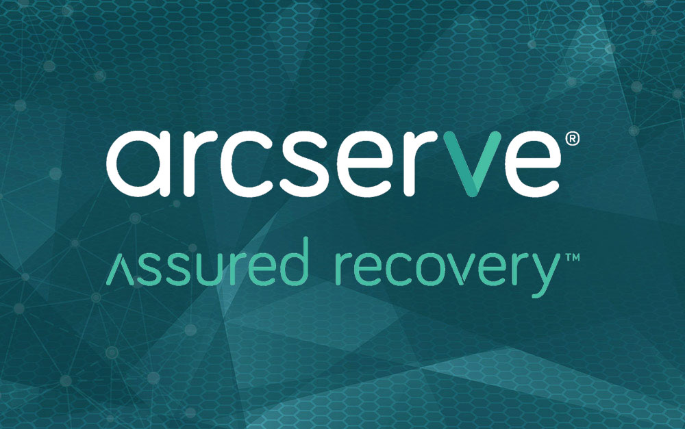 Arcserve UPD 6.5 backup data protection