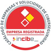Sello empresa reconocida catálogo ciberseguridad INCIBE